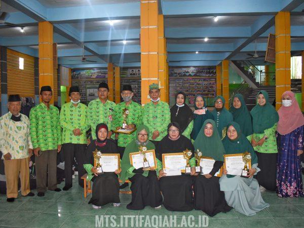Kuliah Iftitah Bagi Reward Guru Teladan