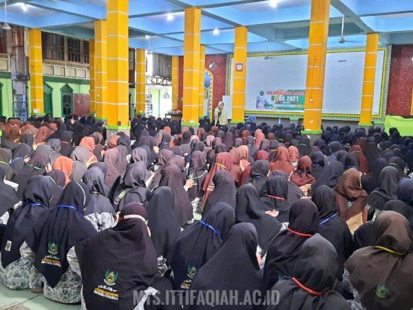 Pembekalan Menyambut Bulan Ramadhan 1442 H