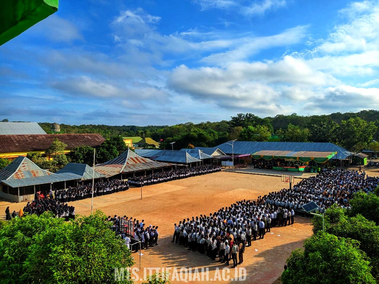 Kuliah iftitah Semester Ganjil, KBM dimulai