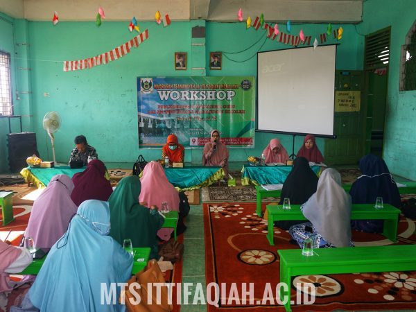 Workshop, Persiapan Akreditasi