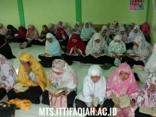 Taqrir Qur'an dan Sholat Dhuha, Doakan orangtua